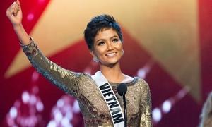 Người đẹp quốc tế khen ngợi H'Hen Niê