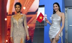 Hoàng Thuỳ sẽ thành Hoa hậu Hoàn vũ VN nếu H'Hen là Miss Universe