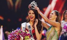 Người đẹp Philippines lên ngôi Hoa hậu Hoàn vũ 2018