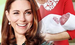 Báo Mỹ đồn Kate có bầu con thứ tư