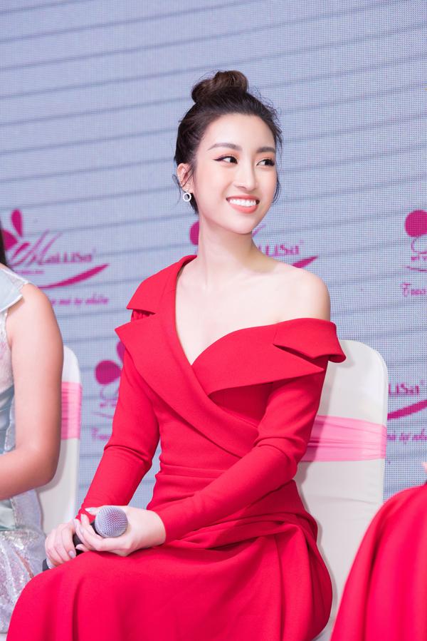 Tiểu Vy hội ngộ dàn Hoa hậu, Á hậu tại sự kiện làm đẹp - 4