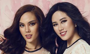 Emily Hồng Nhung bật mí về tình bạn với Miss Universe 2018