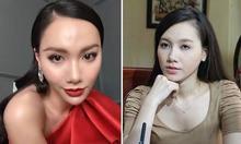 MC Minh Hà xuất hiện với gương mặt khác lạ