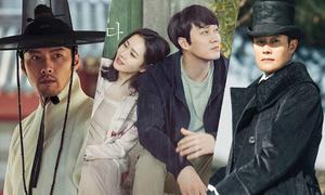 5 ngôi sao nổi bật của màn ảnh Hàn 2018