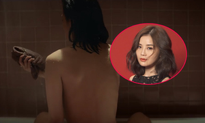 Teaser phim Thái Trác Nghiên nude trong bồn tắm gây tranh cãi