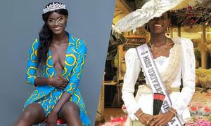 Kết đẹp cho hoa hậu châu Phi thiếu tiền đi máy bay đến Miss Universe