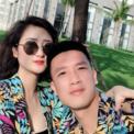 Tiền vệ Huy Hùng đi nghỉ cùng bạn gái sau AFF Cup