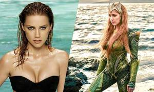 'Công chúa đại dương' Amber Heard tiết lộ bí quyết giữ dáng