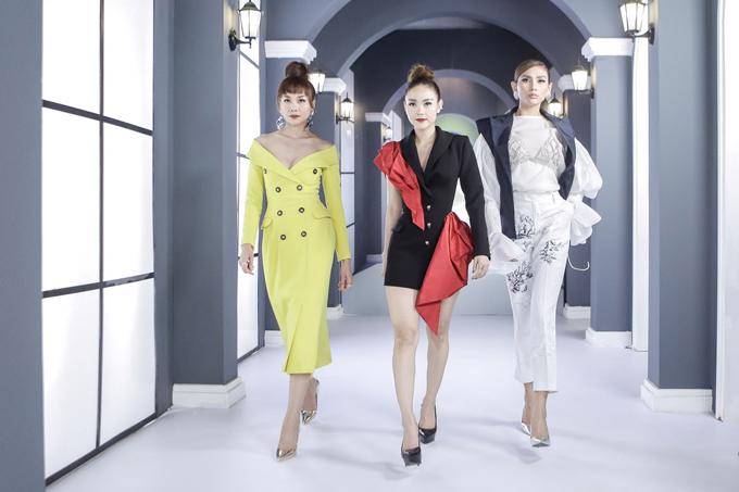 Trong tập 9 của The Face, Thanh Hằng, Minh Hằng và Võ Hoàng Yến tiếp tục hướng dẫn các thí sinh còn lại vượt qua các thử thách của cuộc thi.