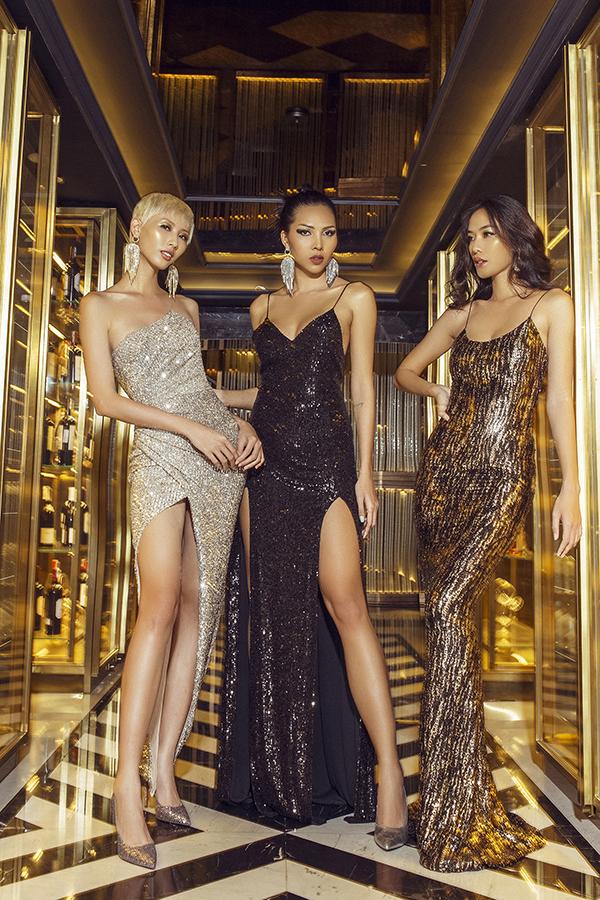 Sự đa dạng về kiểu váy sẽ mang tới nhiều sự lựa chọn cho phái đẹp khi góp mặt trong các buổi tiệc với những quy mô tổ chức khác nhau.