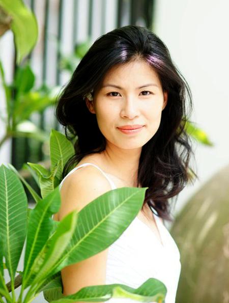 Nhà thiết kế, họa sĩ Thủy Nguyễn.