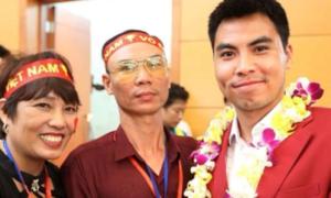 Mẹ tiền vệ Đức Huy: 'Con là niềm tự hào của bố mẹ'
