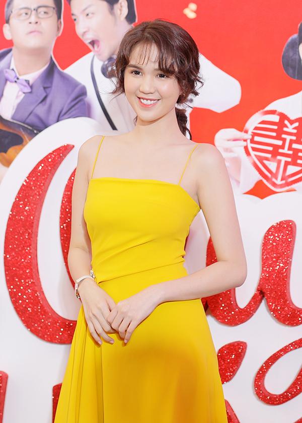 Ngọc Trinh đóng chính kiêm sản xuất phim.