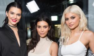 Cô út Kardashian vào danh sách sao giàu nhất khi mới 21 tuổi