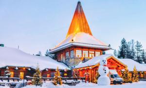 Dạo quanh châu Âu tìm điểm đến cho mùa Giáng sinh