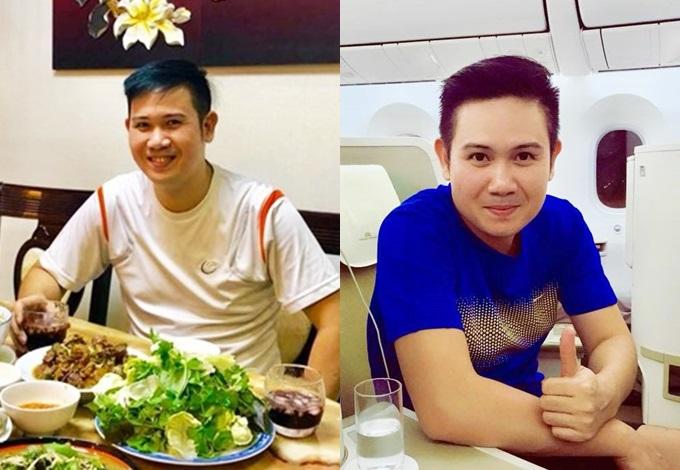 Vẻ giản dị của Phạm Văn Tam khi ở nhà và trên máy bay. Ông không thích sự cầu kỳ mà chọn áo thể thao hay dạngphông đơn giản.