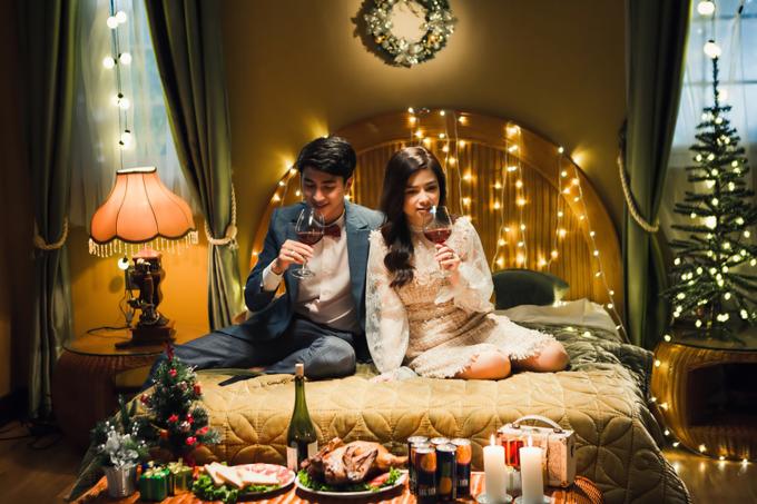 Nữ ca sĩ mời Bình An đóng vai người yêu của cô trong MV. Anh chàng mặc dù đang yêu Dương Hoàng Yến nhưng vẫn hẹn hò với một cô gái khác.