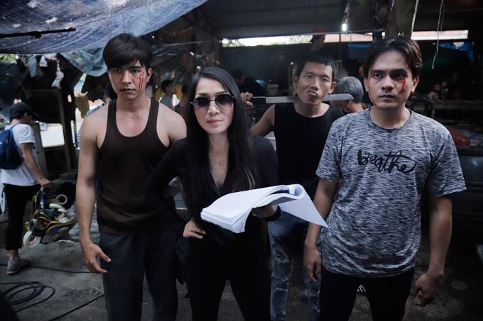 Bộ phim được thực hiện tại TP HCM với sự chỉ đạo của đạo diễn Đinh Công Hiếu, biên kịch Bùi Tấn Hảo và dự kiến phát hành trên kênh Youtube.