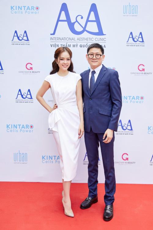 Sự kiện còn có sự xuất hiện của nhiều diễn viên, ca sĩ diễn viên Dương Cẩm Lynh, Quán quân The Face 2016 Phí Phương Anh, siêu mẫu Hàn Quốc - Kim Boram, Sin Chaein và ca sĩ Carla.