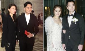 Dàn sao Hong Kong dự đám cưới Chung Hân Đồng