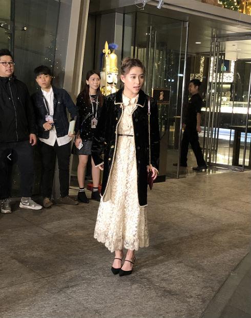 Hà Siêu Liên, con gái tỷ phú Hà Hồng Sân.