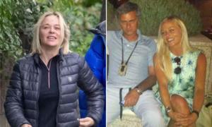 Tình bạn khác giới bí mật của HLV Mourinho