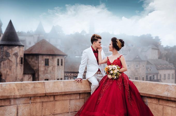 Ảnh cưới ở Đà Nẵng ngỡ như châu Âu của cặp đồng tính