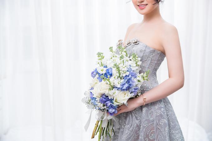 Xu hướng hoa cầm tay cô dâu năm 2019