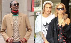 Justin Bieber phản ứng khi Snoop Dogg tán tỉnh vợ