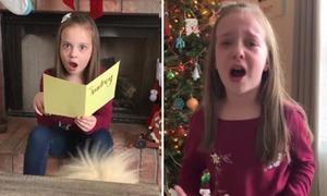 Bé 6 tuổi khóc nức nở vì mừng khi mẹ thông báo có thêm em
