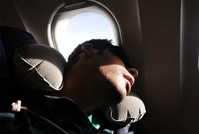 Chỗ ngồi lý tưởng để có giấc ngủ ngon trên máy bay