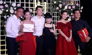 Dàn sao dự cưới Trương Nam Thành và nữ đại gia tại TP HCM