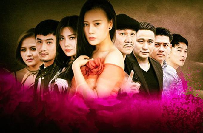 Phương Oanh là diễn viên chính của Quỳnh búp bê.