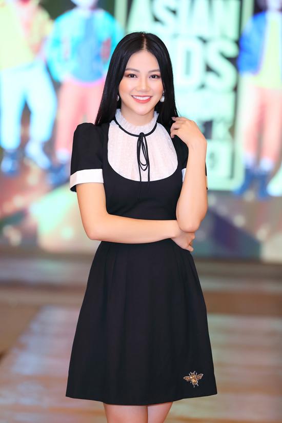 Phương Khánh, Đàm Vĩnh Hưng nhiệt tình tập catwalk cùng mẫu nhí - 5