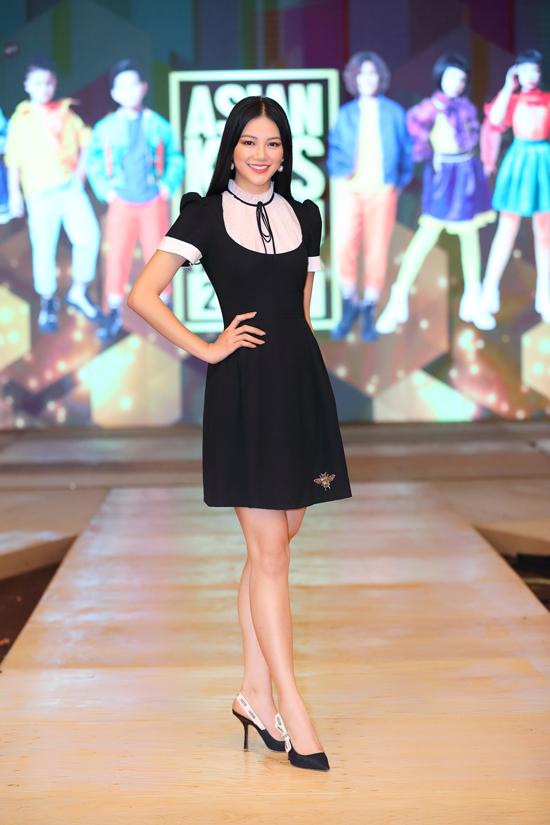 Phương Khánh, Đàm Vĩnh Hưng nhiệt tình tập catwalk cùng mẫu nhí - 6