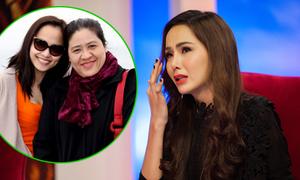 Hoa hậu Diễm Hương không gặp mẹ đẻ 4 năm nay