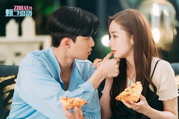 Ba cặp đôi phim Hàn nóng nhất năm qua