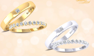 Giải thưởng 50 triệu đồng từ nhẫn cưới Wedding Land