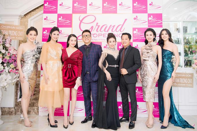 Mailisa là hệ thống thẩm mỹ viện của vợ chồng doanh nhân Phan Thị Mai - Hoàng Kim Khánh. Cặp đôi không ngừng tìm kiếm những phương pháp làm đẹp nổi bật