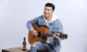 Tăng Phúc: 'Với tôi, âm nhạc và bia là thứ không thể chọn bừa'