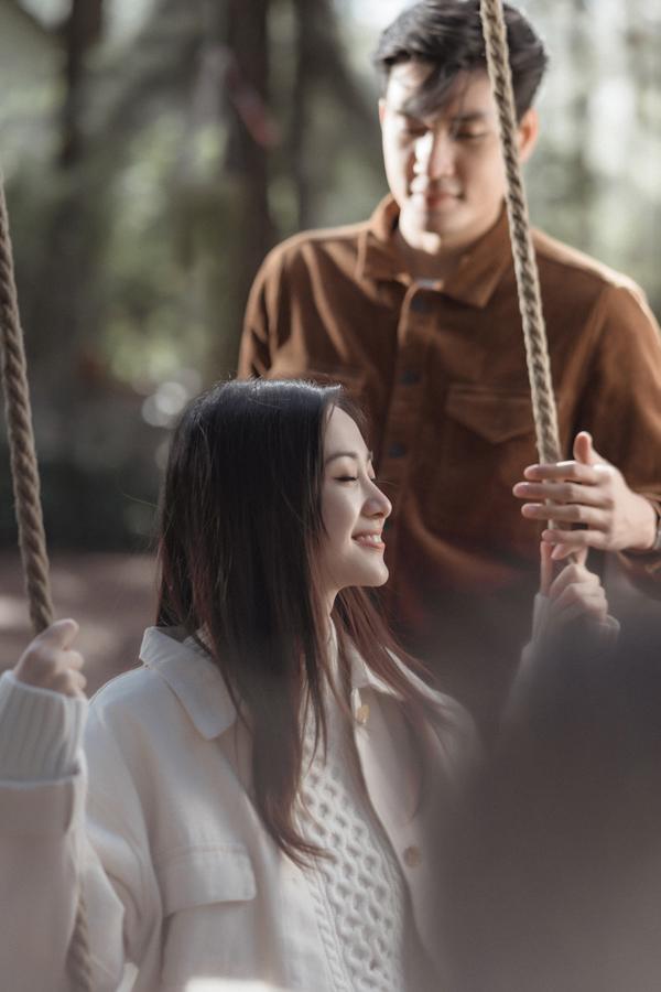 Jun Vũ bị sốt khi diễn cảnh tình cảm với Quang Đại - 2