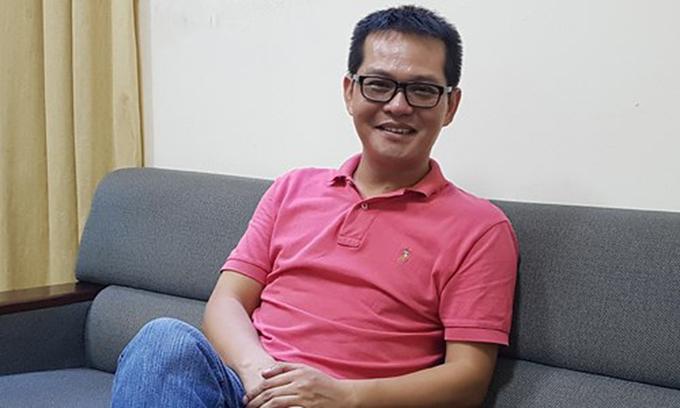 NSND Trung Hiếu hiện là Giám đốc Nhà hát Kịch Hà Nội.