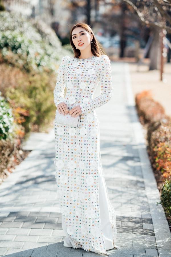 Hoa hậu Tường Linh nhận giải Nghệ sĩ vì cộng đồng ở Hàn Quốc - 4