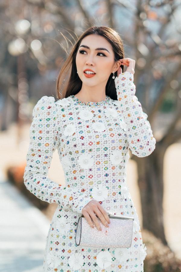 Hoa hậu Tường Linh nhận giải Nghệ sĩ vì cộng đồng ở Hàn Quốc - 5