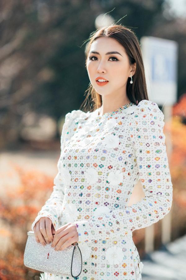 Hoa hậu Tường Linh nhận giải Nghệ sĩ vì cộng đồng ở Hàn Quốc - 6
