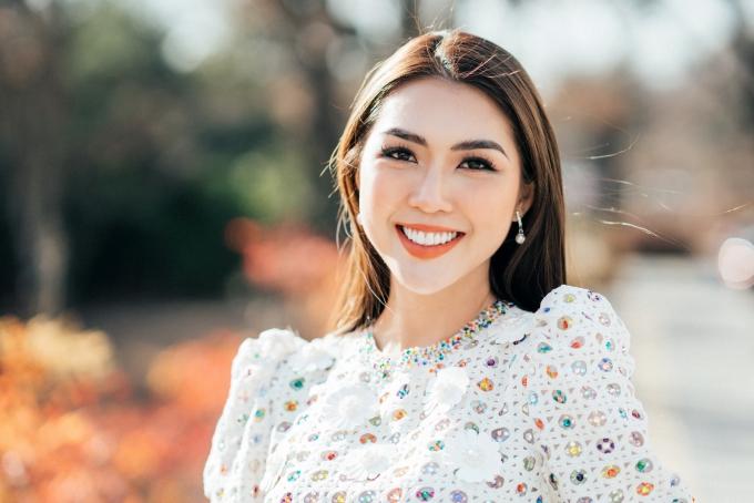 Hoa hậu Tường Linh nhận giải Nghệ sĩ vì cộng đồng ở Hàn Quốc - 7