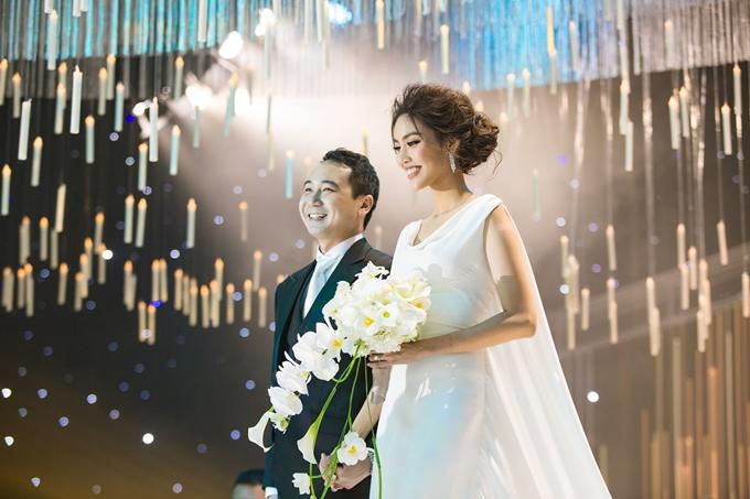 Những đám cưới đình đám của sao Việt trong năm 2018 - 3