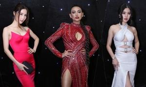 Dàn mỹ nhân mặc gợi cảm dự chung kết 'The Face 2018'