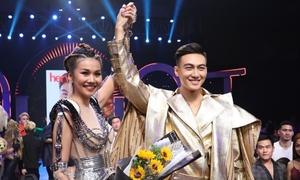 Học trò Thanh Hằng đăng quang 'The Face 2018'