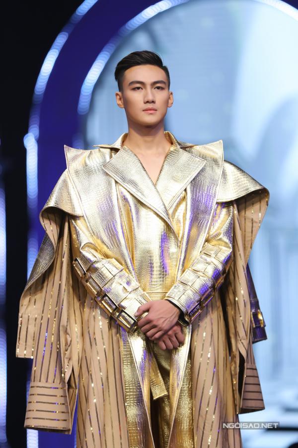 những người mang màu sắc mới, làng thời trang lẫn điện ảnh đều đang thiếu 1 người đàn ông như Mạc Trung Kiên.